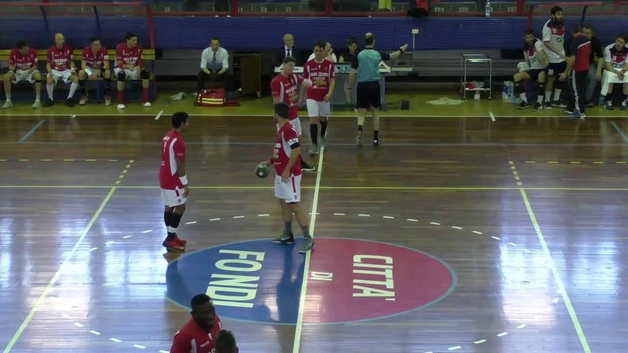 Serie A1M [Play-Out T3A]: Gaeta - Fondi 30-26