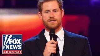 Prince Harry's strained relationship with tabloids