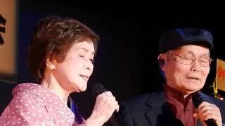 川畑&柿本さん 縁(えにし)(鏡五郎・真木柚布子)第18回 想い出の歌 熱唱だ!