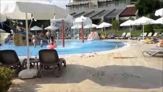 Наш отдых в Турции в отеле Bellis Deluxe hotel 5*(Ссылка на видео про еду- https://youtu.be/q1zlM6e8pZE В этом видео вы увидите буквально всю территорию отеля. Если ..., 2015-07-24T19:59:05.000Z)