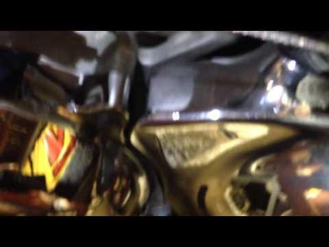 Honda Magna 3G clutch cable