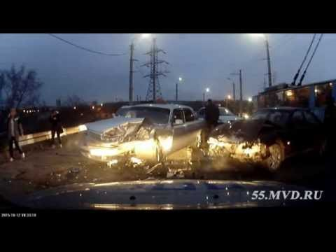 ДТП и задержание | Road Accident And Apprehension Of The Driver