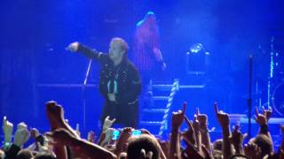 Edguy - Defenders of the Crown live Snina 2014