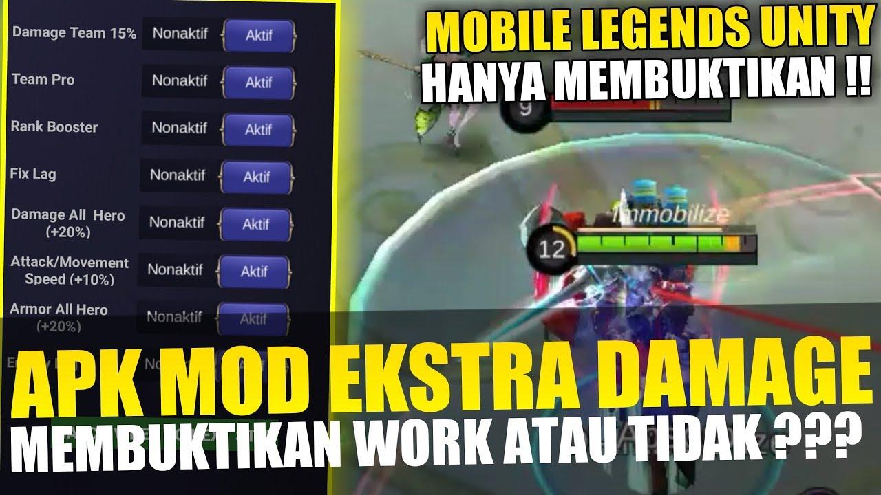 900 Koleksi Mobile Legend Adventure Mod Damage Terbaik