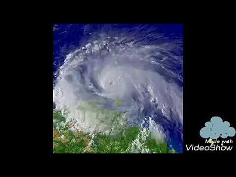 Hurricane Ivan Grenada 2004