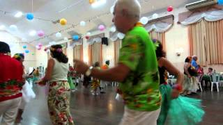 Crackerjack Jive Hawaiian Night