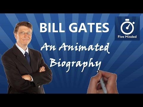 Bill Gates Biography: Microsoft