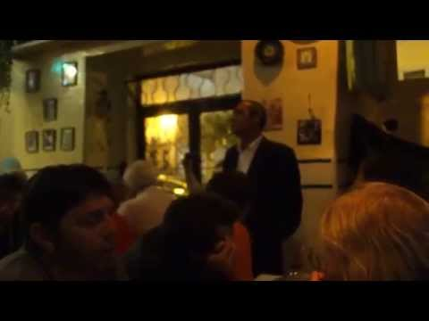 Open Mic at the Fado Joint