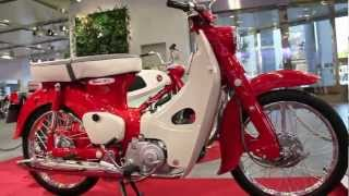 Video 60's HONDA Super Cub CA100 download MP3, 3GP, MP4, WEBM, AVI, FLV April 2018