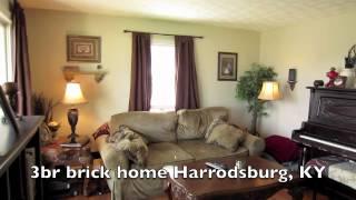 Harrodsburg, KY home for sale Kentucky Realtor house 4 sale