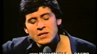 GIANNI MORANDI - CANTARE 1980