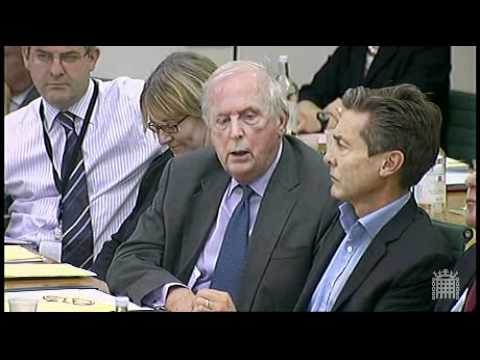 Guido Fawkes and Co Give Evidence to Privacy Select Committeee