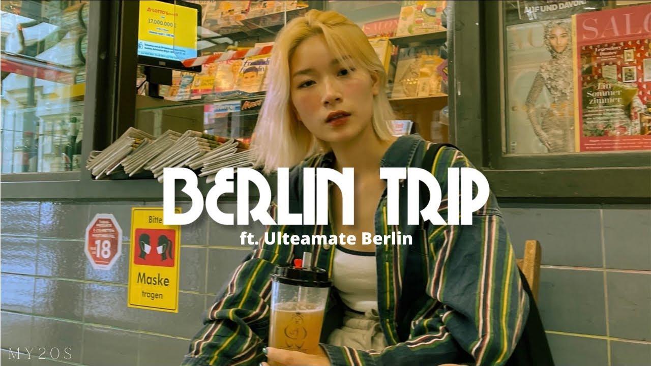 1 NGÀY ĐI BÁN TRÀ SỮA Ở BERLIN | BERLIN TRIP | PART 1 | my20s