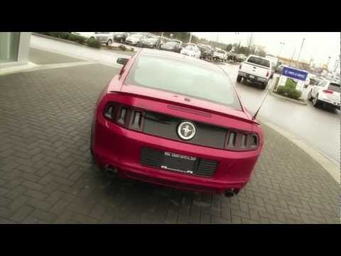 2013 Ford Mustang Specs | West Coast Ford Lincoln