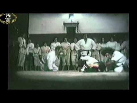 Gruppi Autonomi Ju-Jitsu. - Nicolino Rosa  - anni 70 - Sampierdarena - Genova - Documento Storico