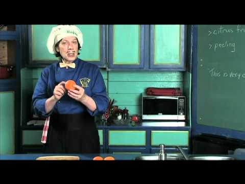 Orange - The Citrus Fruit