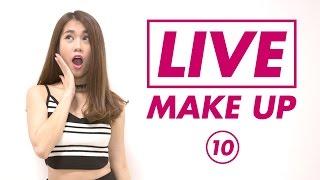 [ Live Makeup 10] - Hướng Dẫn Trang Điểm Style Barbie Xinh Xinh - Ngọc Thảo| Lady9