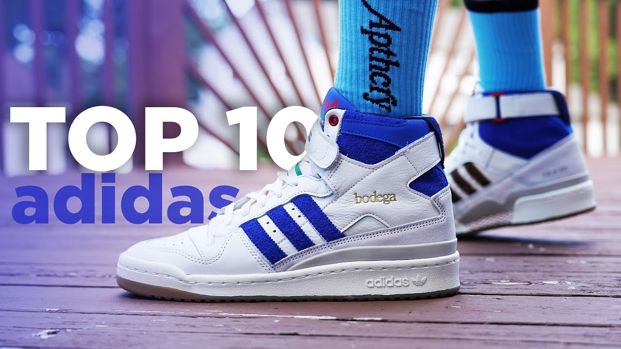 Top 10 ADIDAS Sneakers for 2021
