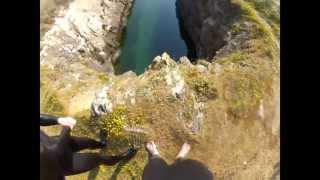 Kilmore quay jump