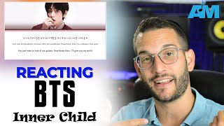 VOCAL COACH reacts to BTS singing Inner Child