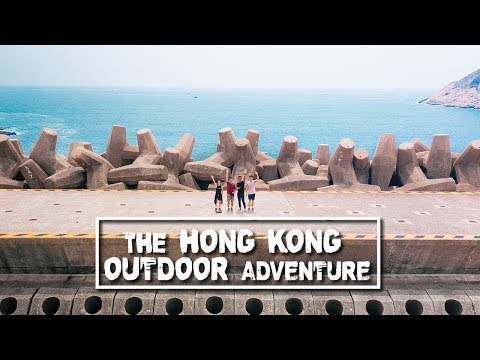 The Hong Kong Outdoor Adventure | The Travel Intern