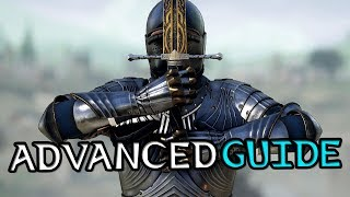 Advanced Guide to MORDHAU