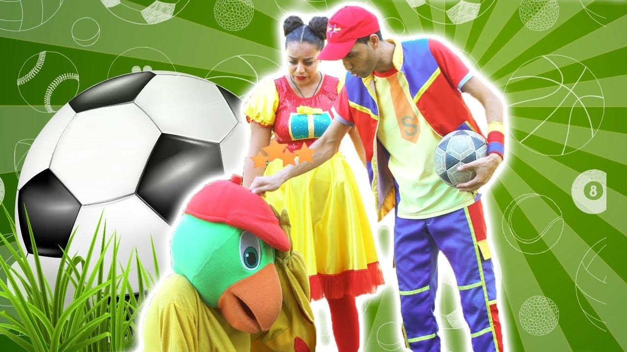 عمو صابر ودودو وتيتو ولعبة الكرة  - amo saber and the ball game