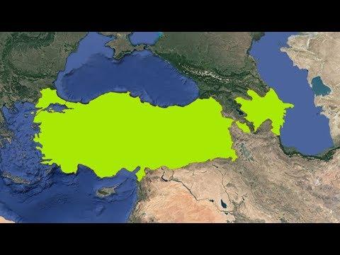 Türkiye ve Azerbaycan, Birleşerek TEK Devlet Olsaydı?