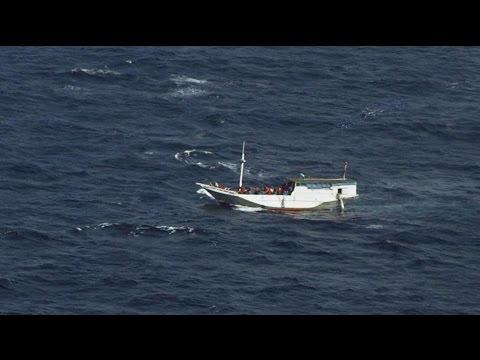 Asylum boat reaches Australia's Cocos Islands territory