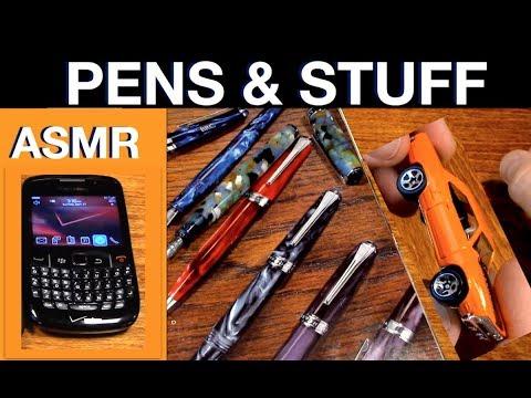 Pens and Stuff - ASMR Sleep Aid