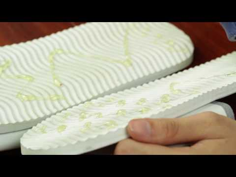 How To Use Glue Guns To Make Slippers Non Slip DIY