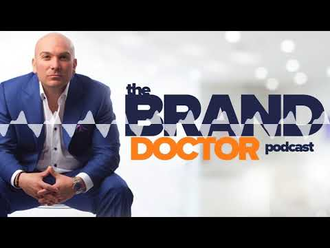 How Your Brand Identity Is Connected To Your Bottom Line Ep 136–The Brand Doctor Podcast – ...