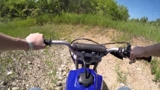 Chest Mount Dirt Bike And Four Wheeler