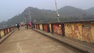 tourist places in jharkhand masenjor brige