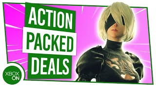 Up To 85% Off Xbox Action Games   Deals With Gold