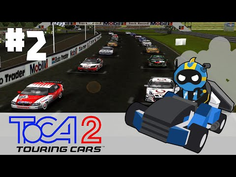 TOCA 2: Touring Cars - Part 2 (Feature Race and Support Race)