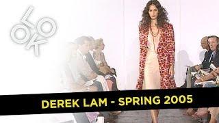 Derek Lam Spring 2005: Fashion Flashback