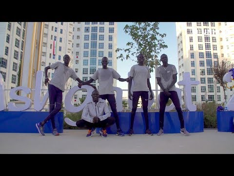 Turkmenistan: Kenya refugees Participate In The Asian Games 2017
