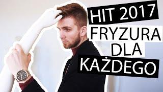 HIT SEZONU - Męskie fryzury 2017
