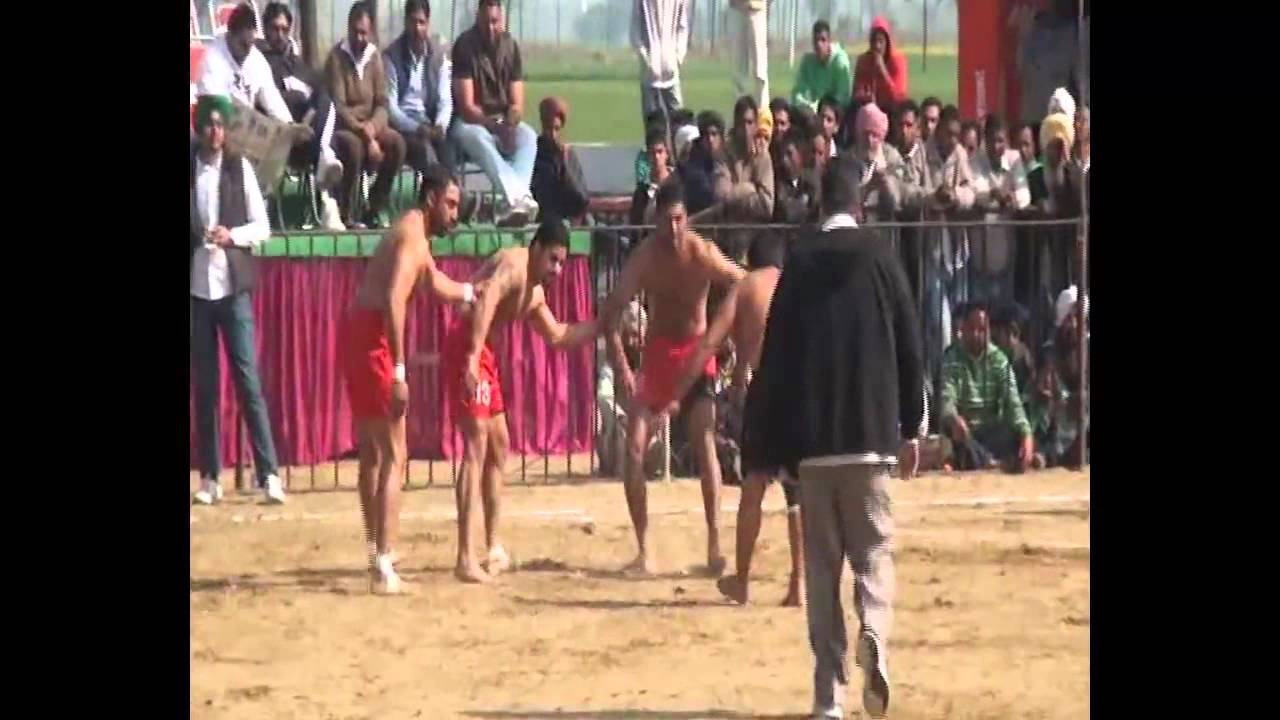 KOTE GANGU RAI KABADDI CUP 2011 PART 2 OFFICIAL FULL HD VIDEO