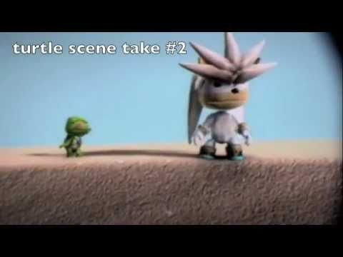 lbp Sonic & Silver Episode short trip to the Zoo