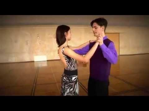 Как танцуют вальс видео