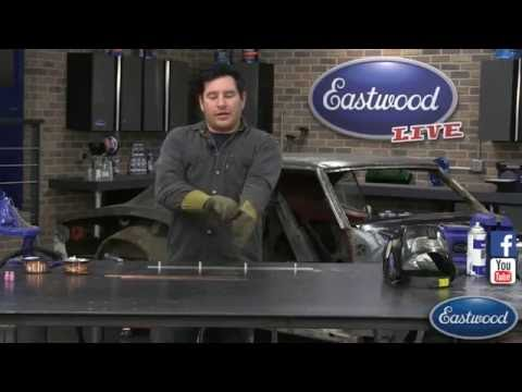 Great Tips For Welding Sheet Metal With The TIG 200 AC/DC Welder! Eastwood