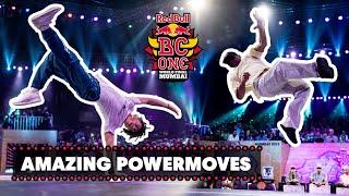 Amazing Powermoves  Red Bull BC One World Final 2019