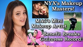 What's Up in Makeup NEWS! New Makeup Releases, Industry News & MORE!