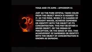 The Yoga Aphorisms of Patanjali - Chapter 1 - Yoga & Its Aims ©2014 GandharvaMusic-LZWG GM-WW-AVP