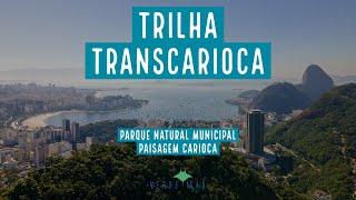 Trilha no coração do Rio de Janeiro - Parque Natural Municipal Paisagem Carioca - Morro São João