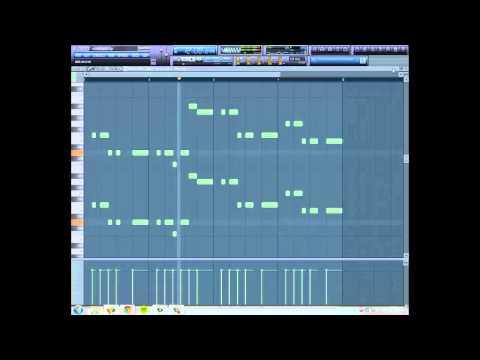 Calvin Harris - Outside ( Fl Studio Remake)