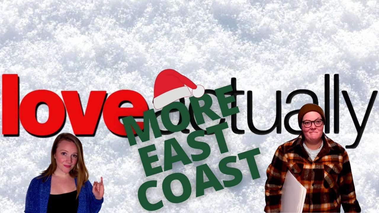 Love Actually More East Coast | A Night With Tricia Black