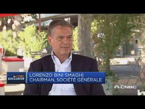 Trade barriers won't make system fairer, Societe Generale chairman says | Squawk Box Europe